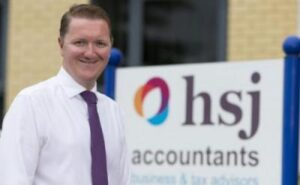 Andrew Hill of HSJ Accountants