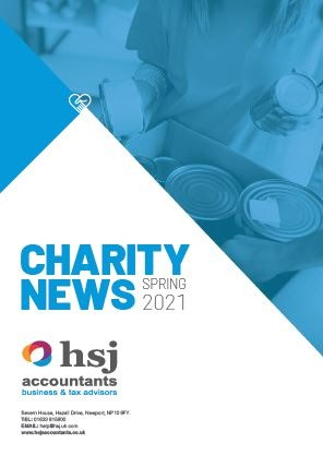 Charity Update – Budgeting and Reporting